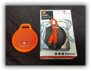 JBL Clip+ Portable Bluetooth Speaker Gratis dari Bear Brand