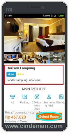 Cara Pesan Hotel Menggunakan Aplikasi Traveloka