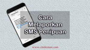 Cara Melaporkan SMS Penipuan ke Telkomsel