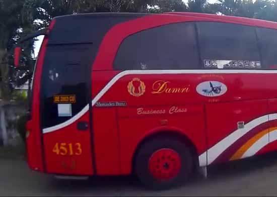 Harga Tiket dan Jadwal Keberangkatan Damri dari Bandar Lampung