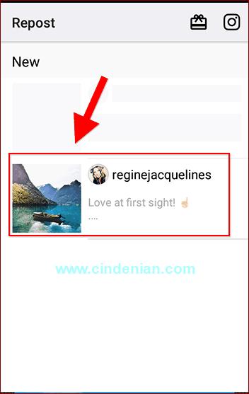 Cara Repost Foto dan Video di Instagram Dengan Cepat dan Mudah