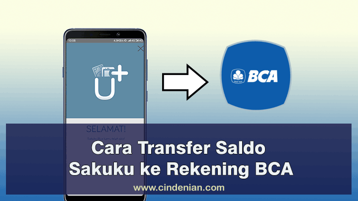 Cara Mudah Transfer Saldo Sakuku ke Rekening BCA
