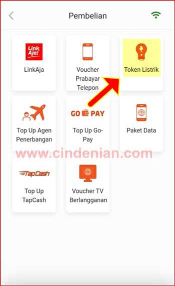Cara Beli Token Listrik Prabayar Dari Aplikasi BNI Mobile Banking