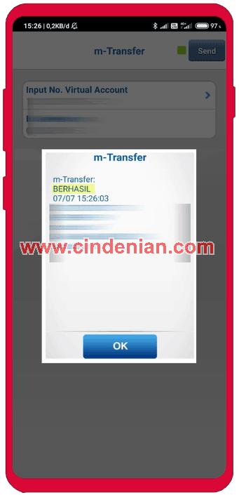Cara Top Up Saldo ShopeePay Melalui Transfer Bank